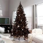 arbol navideño negro 2